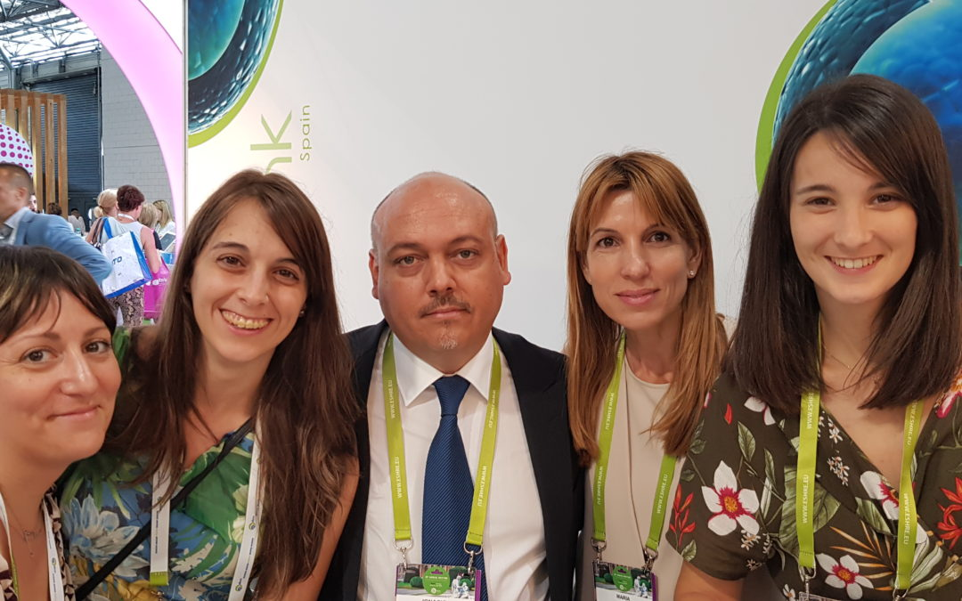 Focus on Reproduction. ESHRE Vienna 2019.